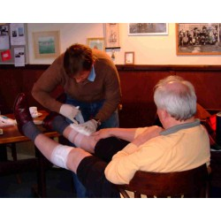 First aid for boaters