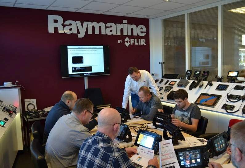 Raymarine College introductie