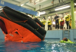 Offshore Personal Survival Training - 2 days